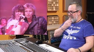 Platinum Winning Engineer Reacts to Def Leppard –
