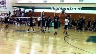 La Costa Canyon vs. Granada Volleyball CIF State Regional Quarter-Final 2011 Thumbnail
