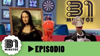 31 minutos - Episodio 4*01 - La Mona Lisa