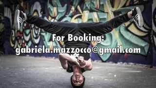 Gabriela J. Mazzocco Breakdance