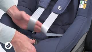 Video: Maxi-Cosi Pearl smart I-Size turvatool 9-18 kg