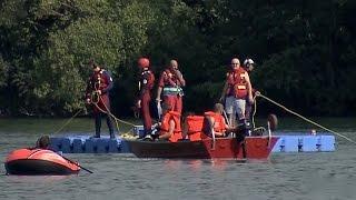 Drama: Familienvater ertrinkt vor den Augen seiner Kinder im Baggersee - Stundenlange Suche