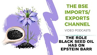 THE ROLE BLACK CUMIN SEED OIL HAS ON EPSTEIN BARR VIRUS