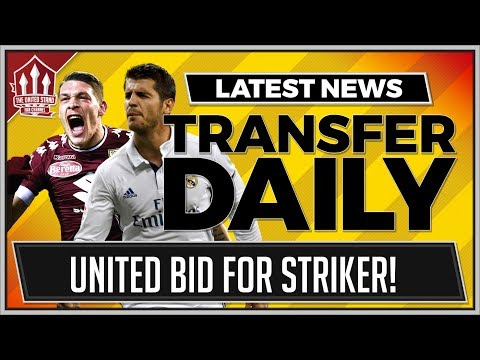 MORATA & BELOTTI To MANCHESTER UNITED! MUFC Transfer News