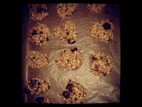 ☺-cookies-banane-chocolat-(aux-flocons-d'avoine)-à-1pp-le-cookie-☺