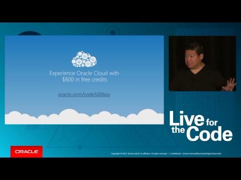 Oracle Code Boston: Keynotes: Grand Ballroom A/B