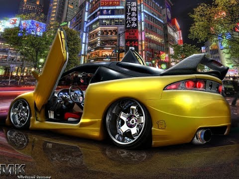 Need For Speed Underground 2 - Mitsubishi Motors Eclipse - Tuning And Drift