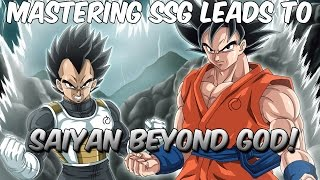 What is a Saiyan Beyond God? An In Depth Explanation Of The Saiyan Beyond God Form! 神を超えたサイヤ人
