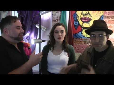 Entrevista a Bruno Bichir e Itari Marta. El Foro Shakespeare amenazado con desaparecer.