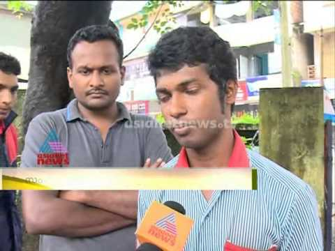 Theft of money from Kottakkal Petrol Station caught-on camera