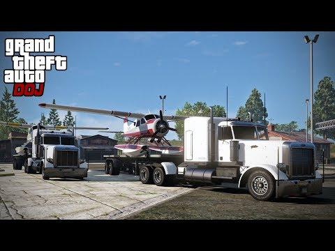 Download Youtube: GTA 5 Roleplay - DOJ 260 - Plane Transportation (Civilian)
