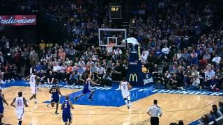 Westbrook's BIG slam brings the Thunder!