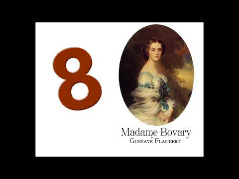 Madame Bovary audio France culture chapitre 8/10