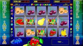 Игровой автомат Клубника выигрыш по хорошей ставке