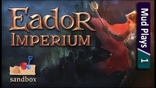 eador Imperium Sandbox Walkthrough - Ep. 1 - The Basics