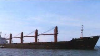 North Korea demands U.S. return cargo ship