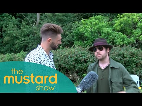 The Coral frontman, James Skelly, chats to Jake at Latitude 2017