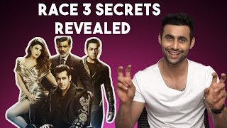 Freddy Daruwala Reveals All Secret Of Salman Khan, Race 3 And Much More | Exclusive Interview