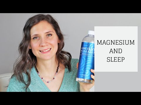 Magnesium And Sleep | NATURALLY GET DEEP, RESTFUL SLEEP | Bumblebee Apothecary