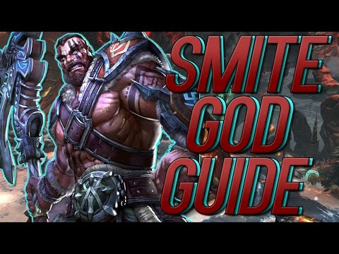 SMITE God Guide: Chaac Season 3 Gameplay and Build - How To Play Chaac!