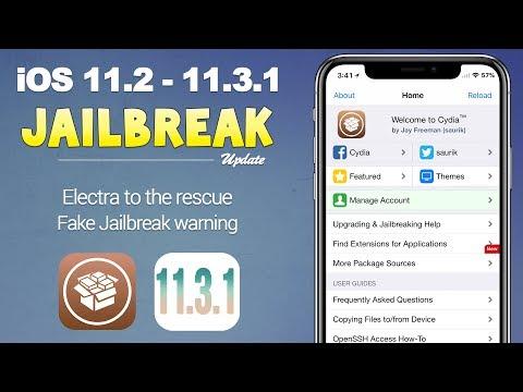 iOS 11.3.1 Jailbreak: Electra Team's New Mission, Fake Jailbreak | JBU 60
