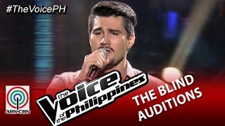 "The Voice of the Philippines Blind Audition ""Long Train Running"" by Bradley Holmes (Season 2)"
