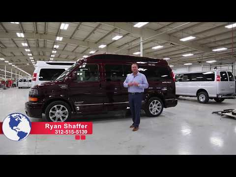 Explorer Van Factory Tour