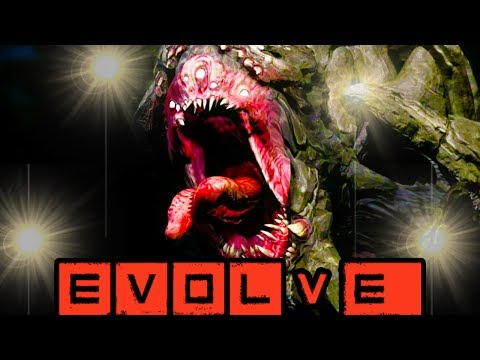 LAST SECOND PHOTO FINISH!! Evolve Gameplay Walkthrough Stage 2 (PC 1080p 60fps)