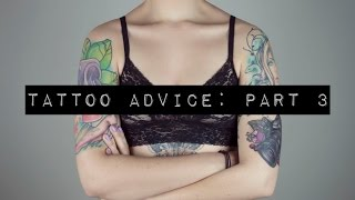 Video Tattoo Advice Part 3: Script and Writing download MP3, 3GP, MP4, WEBM, AVI, FLV Agustus 2018