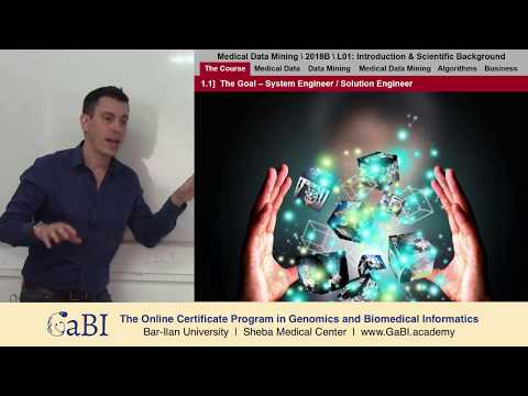 About The Course | Medical Data Mining L01T01 | Introduction & Scientific Background