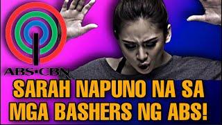 SARAH GERONIMO SUMAGOT NA! IPINAMUKHA SA MGA BASHERS ANG TOTOONG PAPEL NYA SA ABS-CBN NETWORK!