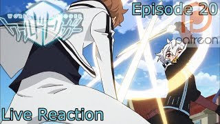 [Reaction+Commentary] World Trigger Episode 20