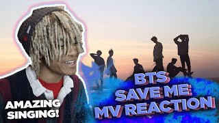 BTS (방탄소년단) 'Save ME' Official MV - REACTION