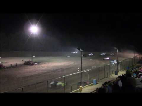 Butler Motor Speedway UMP Modified Feature 6/25/16
