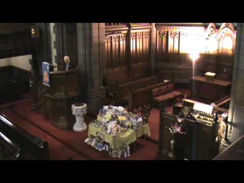 St Columba Gaelic Church Ecumenical Service 25th October 2013