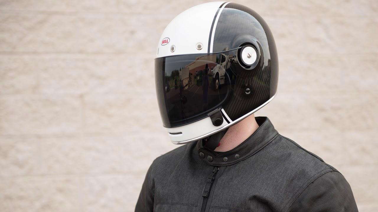 Bell Bullitt Carbon Pierce Helmet Overview