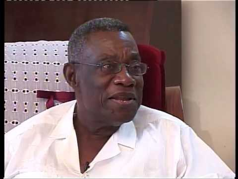 President John Evans Fiifi Atta Mills Alive - His Words to Ghana, A Rare Video and Closer Look
