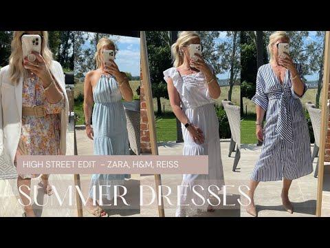 Summer Dress Try on, June 21