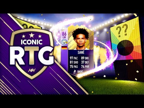 EPIC PLAYER OF THE MONTH SANE SBC! - THE ICONIC ROAD TO GLORY! #4