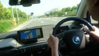 BMW i3 試乗 4年ぶり免許とって10回以下の運転 thumbnail