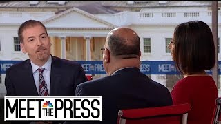 Full Panel: Did Michael Cohen End Up Helping Trump At House Hearing?   Meet The Press   NBC News
