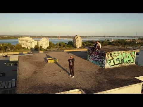DJI Mavic Pro 4k | SILO 5 MONTREAL | Drone Footage | URBEX