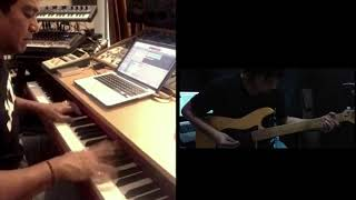 Indra Lesmana with Rifianto Aryo Arianto | Guitar Cover | Take The Coltrane | John Coltrane |