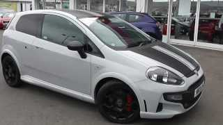 Pre Reg Car | Abarth Punto Evo Supersport | WR13LFB | Wessex Garages | Feeder Road | Bristol