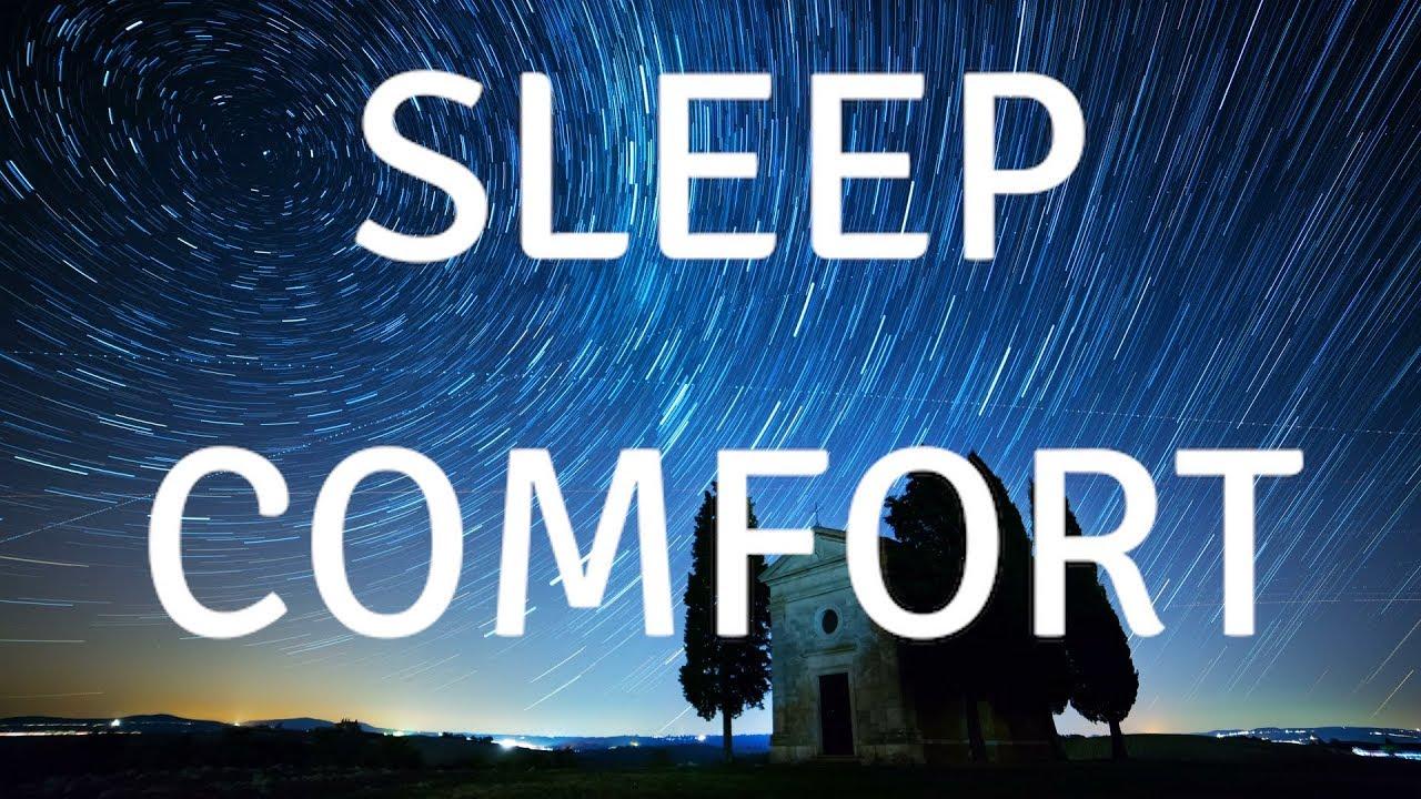 SLEEP COMFORT (music) A GUIDED MEDITATION FOR SLEEP