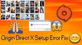 Origin Games not INSTALLING Error FIX!! (Any Origin Games) w
