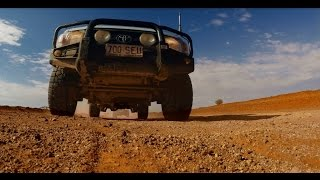 Kumho MT51 Outback tyre testing video