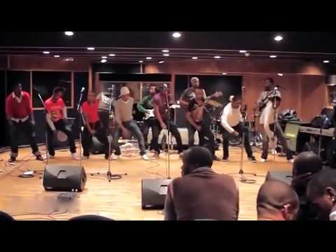 Fally Ipupa - Dance Practice (50 Years of Congo Music)
