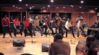 Fally Ipupa - Dance Practice (50 Years of Congo Music)