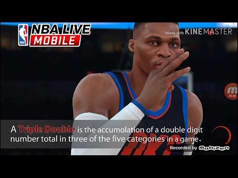 NBA Live Mobile Offline V4 Gameplay